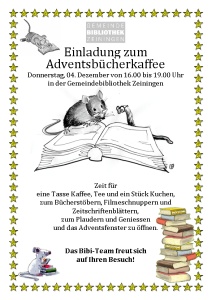 Bücherkaffee